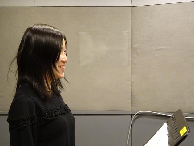 大阪市 小谷ボイストレーニング教室のレッスン風景